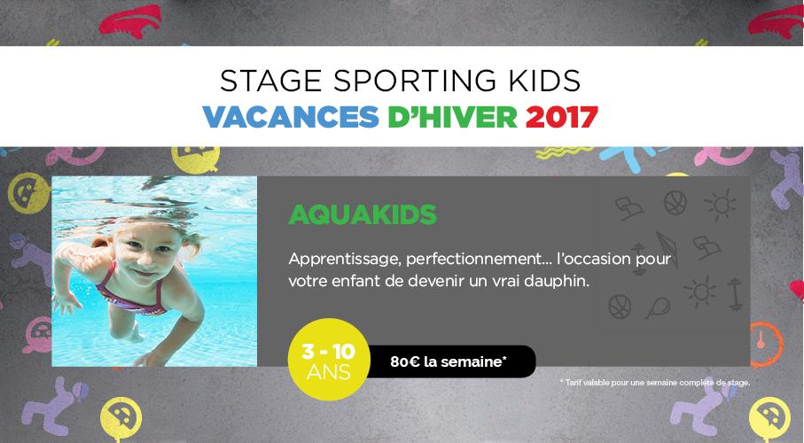 stage ecole natation enfants toulouse